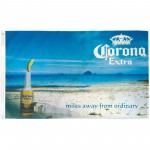 Corona Extra Beach 3' x 5' Polyester Flag