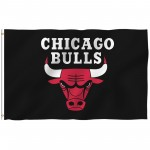 Chicago Bulls 3' x 5' Polyester Flag