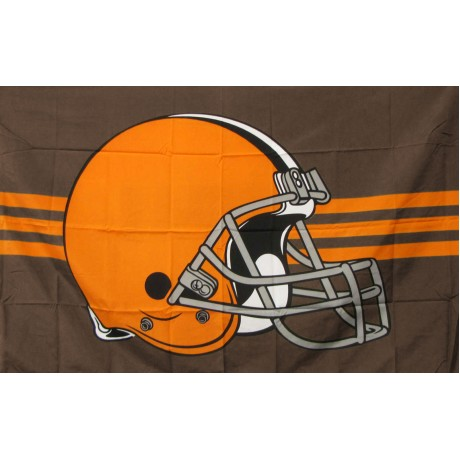 Cleveland Browns 3' x 5' Polyester Flag