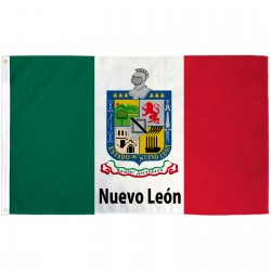 Nuevo Leon Mexico State 3' x 5' Polyester Flag