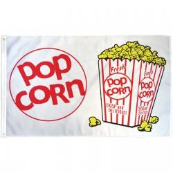 Popcorn 3' x 5' Polyester Flag