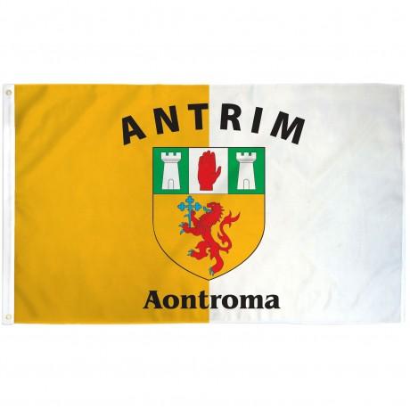 Antrim Ireland County 3' x 5' Polyester Flag