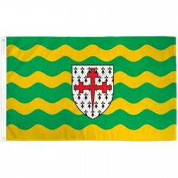 Donegal Ireland County 3' x 5' Polyester Flag