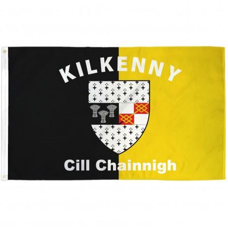 Kilkenny Ireland County 3' x 5' Polyester Flag