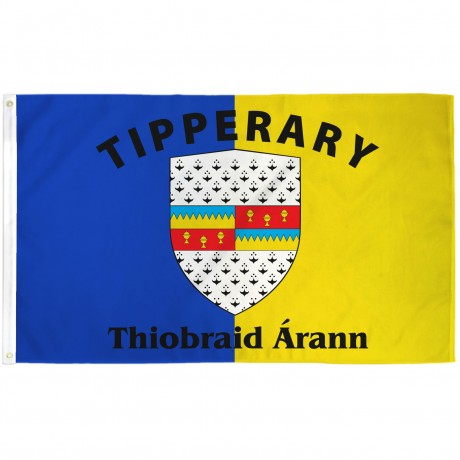 Tipperary Ireland County 3' x 5' Polyester Flag
