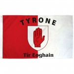 Tyrone Ireland County 3' x 5' Polyester Flag