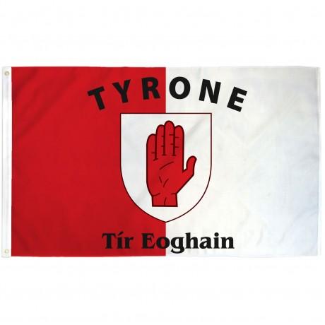 Tyrone Ireland County 3' x 5' Polyester Flag
