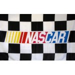 NASCAR Checkered 3'x 5' Motor Sports Flag