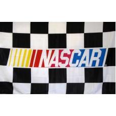 NASCAR Checkered 3'x 5' Motor Sports Flag