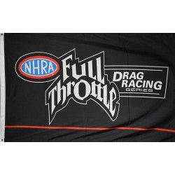 NHRA Full Throttle 3'x 5' Flag