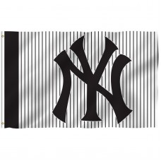New York Yankees Stripes 3' x 5' Polyester Flag
