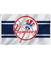 New York Yankees Logo 3' x 5' Polyester Flag