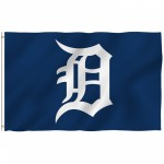 Detroit Tigers 3' x 5' Polyester Flag