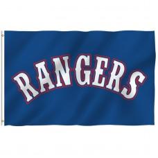 Texas Rangers 3' x 5' Polyester Flag