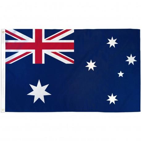 Australia 3' x 5' Polyester Flag