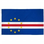 Cape Verde 3' x 5' Polyester Flag