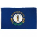Kentucky State 3' x 5' Polyester Flag