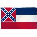 Mississippi State 3' x 5' Polyester Flag