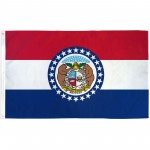Missouri State 3' x 5' Polyester Flag