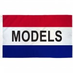 Models 3' x 5' Polyester Flag