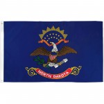North Dakota State 3' x 5' Polyester Flag