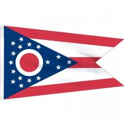 Ohio State 3' x 5' Polyester Flag
