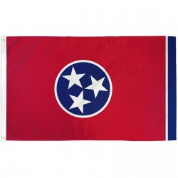 Tennessee State 3' x 5' Polyester Flag
