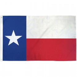 Texas State 3' x 5' Polyester Flag