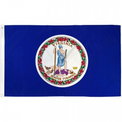Virginia State 3' x 5' Polyester Flag