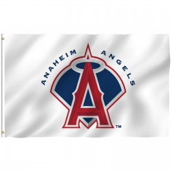 Los Angeles Anaheim Angels 3' x 5' Polyester Flag
