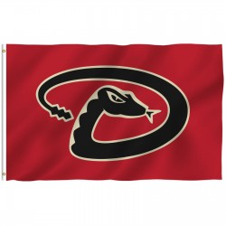 Arizona Diamondbacks 3' x 5' Polyester Flag