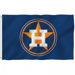 Houston Astros 3' x 5' Polyester Flag