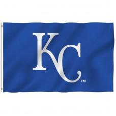 Kansas City Royals 3' x 5' Polyester Flag