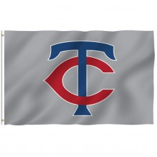 Minnesota Twins 3' x 5' Polyester Flag
