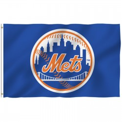 New York Mets 3' x 5' Polyester Flag