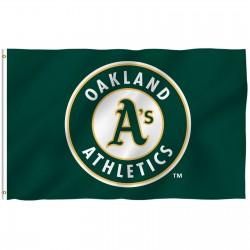 Oakland Athletics 3' x 5' Polyester Flag