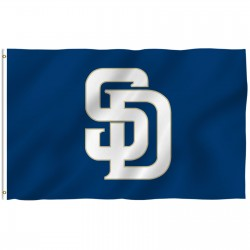 San Diego Padres 3' x 5' Polyester Flag