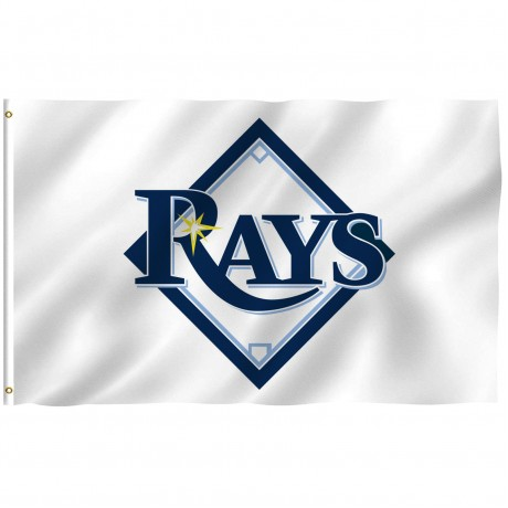 Tampa Bay Rays 3' x 5' Polyester Flag