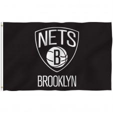 Brooklyn Nets 3' x 5' Polyester Flag