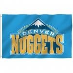 Denver Nuggets 3' x 5' Polyester Flag
