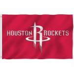 Houston Rockets 3' x 5' Polyester Flag