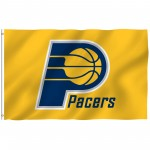 Indiana Pacers 3' x 5' Polyester Flag