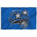 Orlando Magic 3' x 5' Polyester Flag