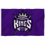 Sacramento Kings 3' x 5' Polyester Flag