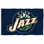 Utah Jazz 3' x 5' Polyester Flag