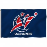 Washington Wizards 3' x 5' Polyester Flag