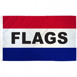 Flags Patriotic 3' x 5' Polyester Flag