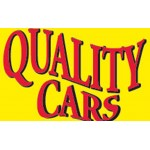 Quality Cars Yellow Red 3' x 5' Polyester Flag