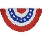 USA 3' x 5' Bunting Polyester Flag