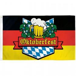 Oktoberfest 3' x 5' Polyester Flag